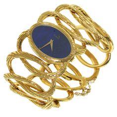 1970s PIAGET Bracelet Watch