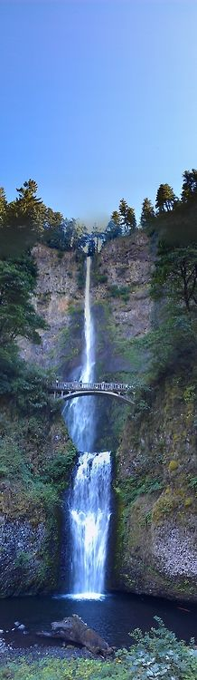 Multnomah Falls  Out & About  Sept 13