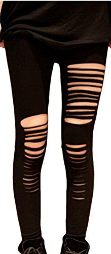 Lutratocro Girls Fleece Striped Thick Slim Fit Cute Trousers Legging