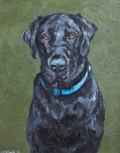 For all you lab lovers out there, you know who you are, I found this beautiful, textured black lab painting created by TheDogColor that I think you will enjoy. TheDogColor has lots of great work on Etsy:http://www.etsy.com/listing/152718950/custom-pet-portrait-oil-painting-16x20?ref=shop_home_active #dog #dogpainting #labrador #doggift