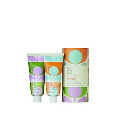 e933f5034 Orla Kiely s Bath   Body collection features Geranium scented body lotion