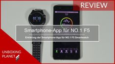 Video mit Erklärung der Smartphone-App für Smartwatch NO.1 F5 #erklärung #smartphoneapp #smartwatch #no1f5