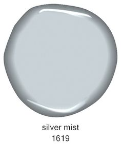 Paint colors gray and paint on pinterest for Silver mist paint color