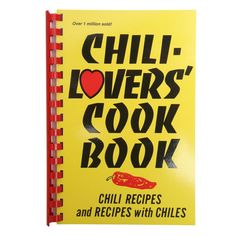42 best old cookbooks images on pinterest baking center betty chili lovers cookbook fandeluxe Images