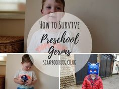 Surviving the Preschool Germs & Colief Breathe Easy Patches