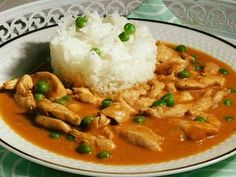 Family Meals, Thai Red Curry, Food And Drink, Chicken, Cooking, Healthy, Ethnic Recipes, Martha Stewart, Nova