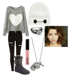 """""""Casual"""" by hanna19134 on Polyvore featuring TOMS"""