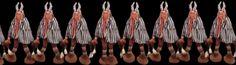 "kasuminews: ""Perpetual Zaouli Dancers """