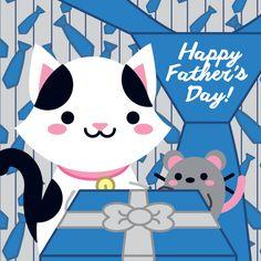 In Brazil, we celebrate Father's Day today! We wish happiness to all daddies! (⌒ ▽ ⌒) ♡ – Feliz dia dos pais!! Desejamos felicidades a todos os papais! (⌒ ▽ ⌒) ♡