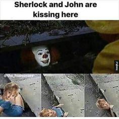 Mrs Hudson and every Johnlocker