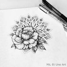 still have a spot free Wednesday afternoon at 1 pm ! Email me at miletuneart I still have a spot free Wednesday afternoon at 1 pm ! Email me at miletuneart still have a spot free Wednesday afternoon at 1 pm ! Email me at miletuneart Mandala Tattoo Design, Mandala Thigh Tattoo, Tattoos Mandala, Flower Tattoo Designs, Mandala Flower Tattoos, Tattoo Thigh, Rosen Tattoo Arm, Illustration Tattoo, Unalome Tattoo
