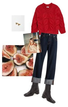 """MAG"" by thisisnotmyname on Polyvore featuring Brunello Cucinelli, Topshop and Satomi Kawakita"
