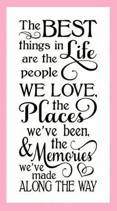 Family quotes - The Best things STENCIL 12 for Painting Signs Wood Fabric Family Signs Airbrush Crafts Walls The Words, Great Quotes, Quotes To Live By, Family Quotes And Sayings, Family Memories Quotes, Family Vacation Quotes, Making Memories Quotes, Family Holiday Quotes, Quotes For Signs