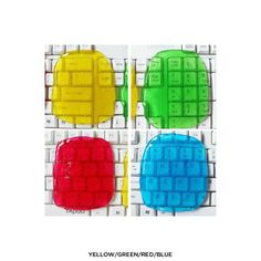 Magic Clean Keyboard Cleaner Gel - Assorted Colors at 70% Savings off Retail!