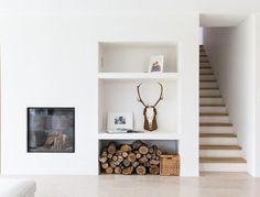 Interieurontwerpster Daniëlle Verheist. Mooie rustige interieurs.