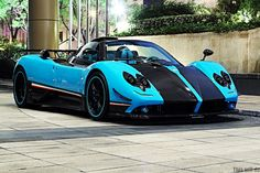 Pagani Zonda: this car is freaky looking, terribly expensive, faster than youll ever need, and impractical in allot of ways, but thats why i love it, this car imbodies pagani as a company and im glad this car had 14 years with us, i was devistated when i heard they were going to stop makeing it