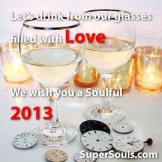A Soulful 2013.
