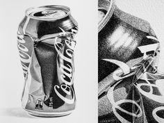Delicious and Refreshing! Coke Can
