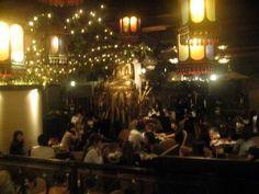 Elephant Cafe, Shibuya, Tokyo -- I miss this place!