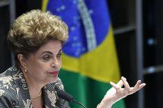 Schuldig: Das Urteil im politischen Prozess gegen Brasiliens Präsidentin Dilma…