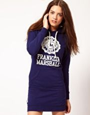 Franklin & Marshall Sweatshirt Dress