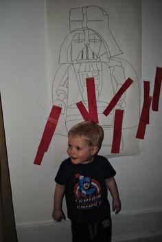 Boy, Oh Boy, Oh Boy!: Lego Star Wars Birthday Party