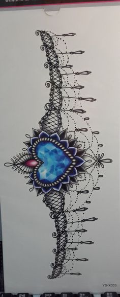 Image result for women chest tattoo