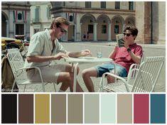Movie Color Palette, Colour Pallette, Colour Colour, Colour Schemes, Cinema Wallpaper, Cinema Colours, Color In Film, Egypt Museum, Movies And Series