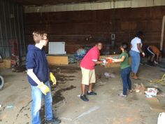 We've been fortunate to have the JROTC of Mount Tabor High School helping us move many items -- some quite heavy -- out of our warehouse today. These young people really know how to organize and execute a project! A big THANK YOU to Sergeant Master Maurice Kearney for bringing them here.