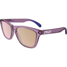 oakley frogskins acid tortoise blue sunglasses  oakley alpine collection frogskins men's sunglasses, color: blue bird/sapphire iridium