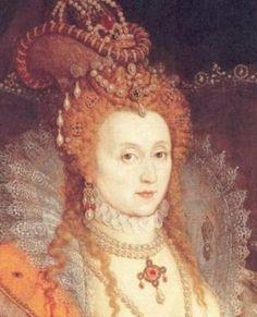 Elisabeth I. von England im Alter von 30 Jahren