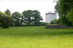 Medieval Castle Accommodation & Modern Luxury ideal for weddings, Turin Castle stands sentinel in the picturesque countryside near Balinrobe in County Mayo County Mayo Ireland, Alternative Wedding Venue, Castles In Ireland, Medieval Castle, Turin, Ireland Travel, Countryside, Places To Visit, Adventure
