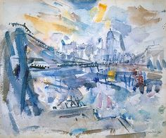 To Have the World in Hand: The Art of Watercolor - The University ...