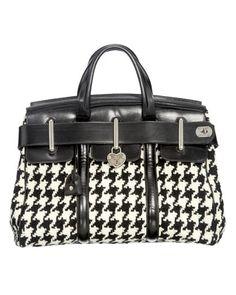 Houndstooth purse...:)