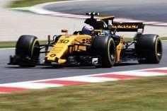 ルノー:F1スペインGP 金曜フリー走行レポート  [F1 / Formula 1]