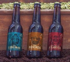 Bolina Craft Beer on Packaging of the World - Creative Package Design Gallery