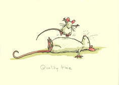 Quality Time ~ Anita Jeram