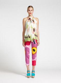 Marimekko celebrates 50 years of Unikko flowers with aniversary collection: Style News (slideshow) Diy Fashion, Fashion News, Fashion Design, Spring Fashion, Stylish Dresses, Stylish Outfits, Marimekko Dress, Iconic Dresses, Vogue