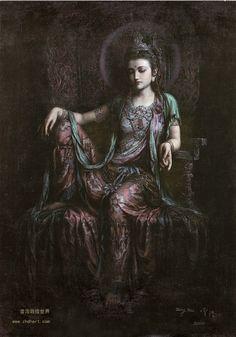 The Live Journal Asian Art Community - Zeng Hao Dun Huang