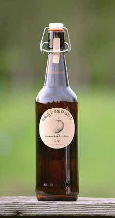 Eaglemount Homestead Dry Hard Cider