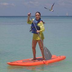 Quer ver sua foto aqui? Use #FelizEmAruba #regram @pattytavares_rj SUP em Aruba