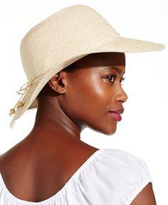 7e68a1698e9 August Hats Classical Toyo Floppy Hat Handbags   Accessories - Macy s