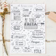 Kit mare - En aquesta caixa no hi caben tots els petons que et mereixes (CAT) Numero Hotel, Gifts For Mom, Diy Gifts, Diy And Crafts, Crafts For Kids, Happy Birthday Mom, Creative Fonts, Original Gifts, Mom Day