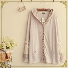 Buy 'Fairyland – Lace Trim Panel Hooded Jacket' with Free International Shipping at YesStyle.com. Browse and shop for thousands of Asian fashion items from China and more!