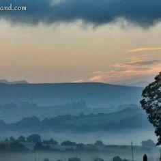 autumn sunrises ireland