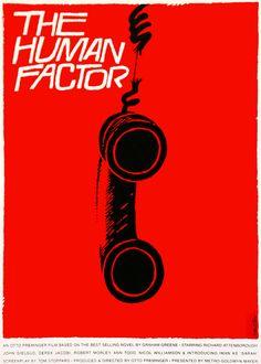 kampagne illustration Gems: Posters by Saul Bass Saul Bass Posters, Movie Posters, Film Poster, Bass Logo, Best Selling Novels, New York School, Film Base, Graphic Design Posters, Graphic Designers