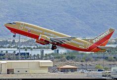 N620SW Southwest Boeing 737-300