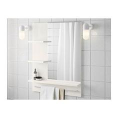 LILLÅNGEN Mirror - white - IKEA