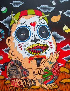 Taiwanese street art