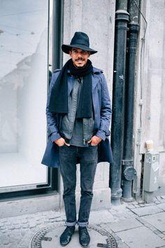 Menswear fashion perfection